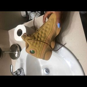 Jordan Retro Wheat 13s